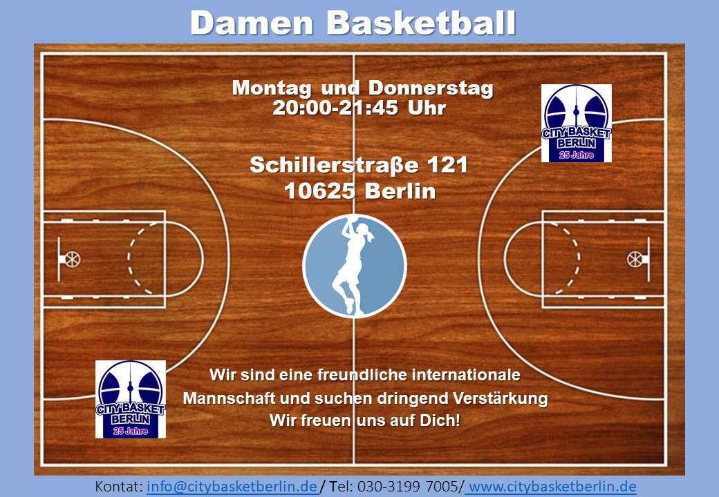 DAMEN BASKETBALL